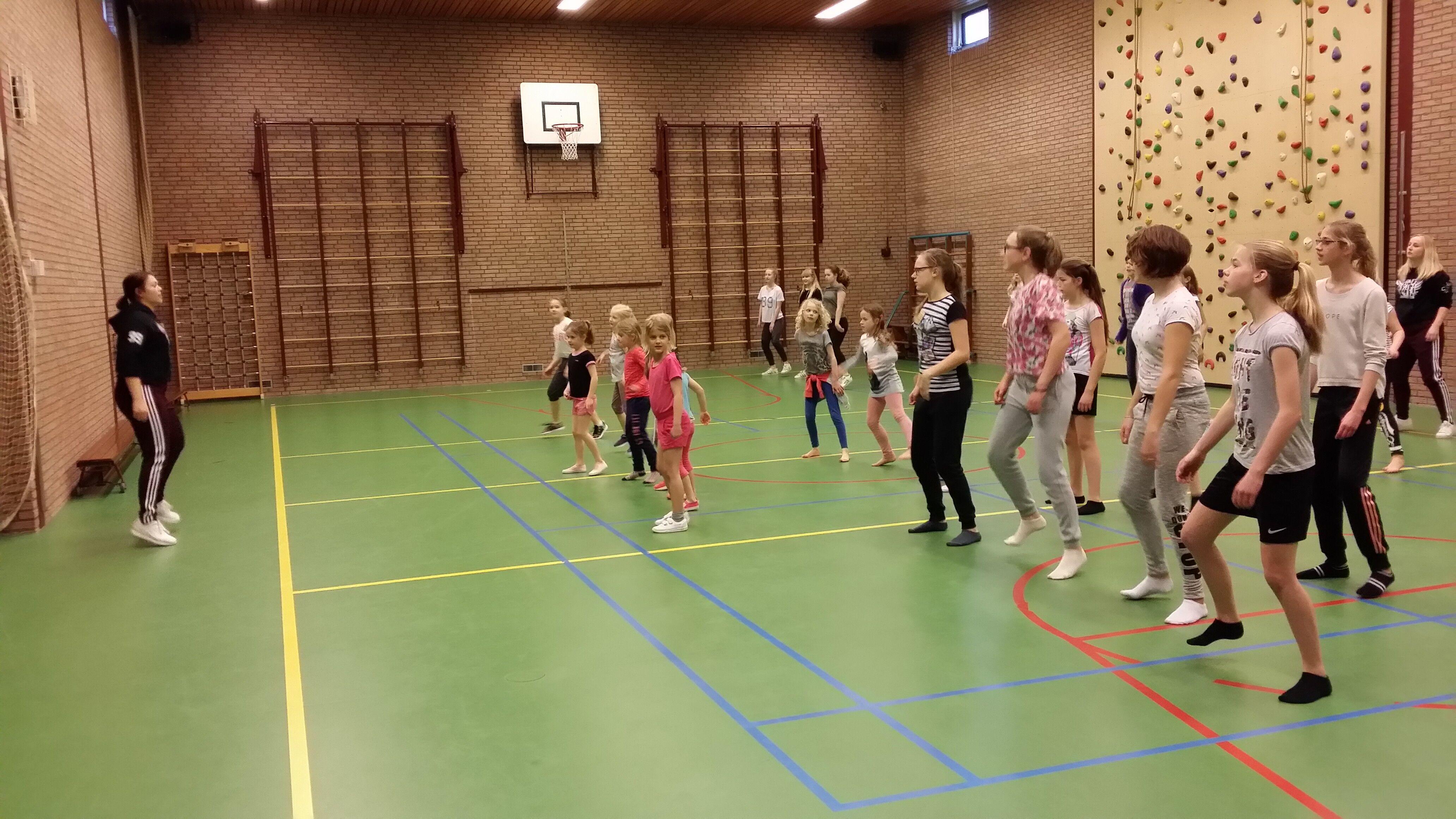Dance bij CGVB Bierum