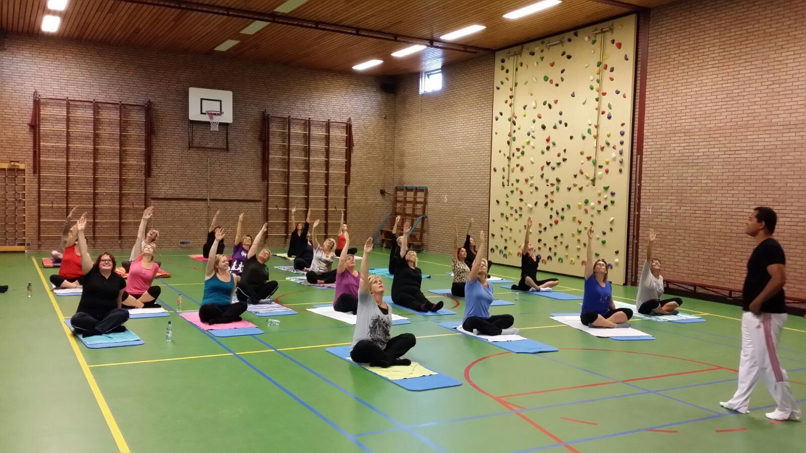 Pilates Sportvereniging Bierum